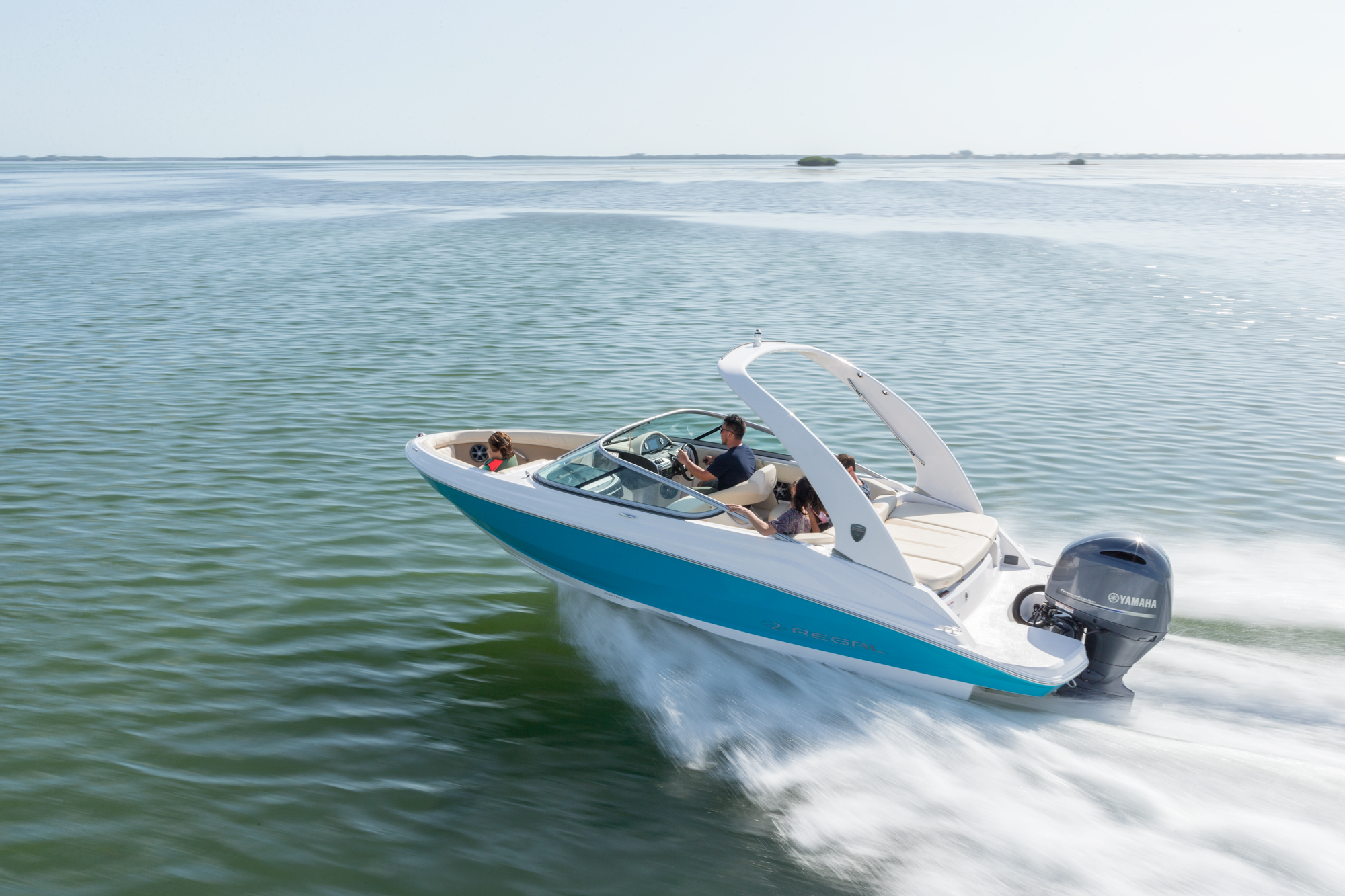 21 OBX - Regal Boats Overview