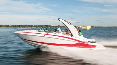 Select Your Region | USA, Canada, International | Regal Boats