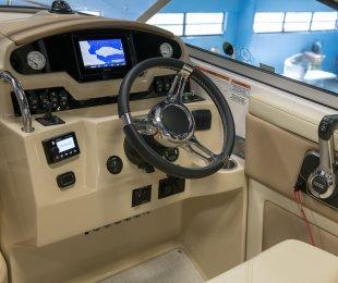 "Volvo 7"" Glass Cockpit"