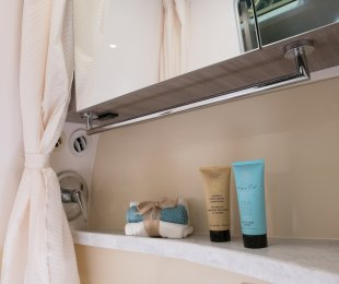 Stainless Towel Rack