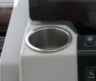 Stainless Cupholder