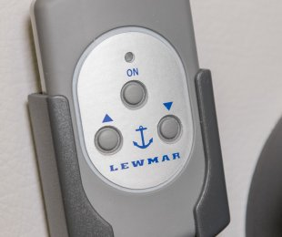 Remote Key Fob Style Windlass Control