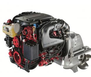 Volvo V8 350 EVC DP CAT G5