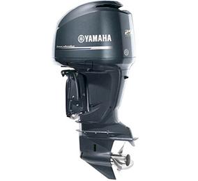 Twin Yamaha V6 4.2L F250XCA