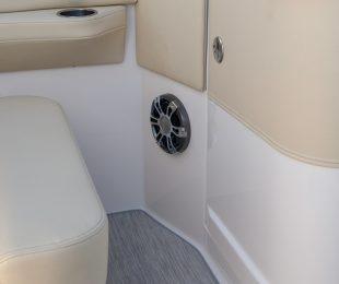 Fusion Marine Sound - 6 cockpit speakers