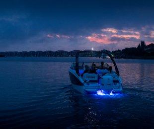 Underwater Lighting - Blue