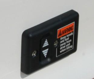 Transom Trim Switch