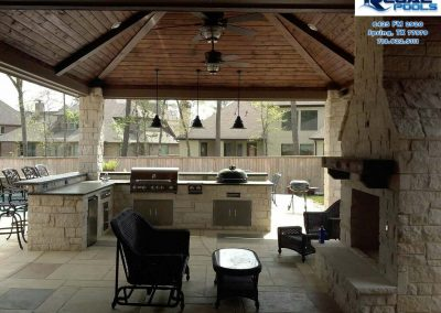 covered-patio-vaulted-ceilings-limestone
