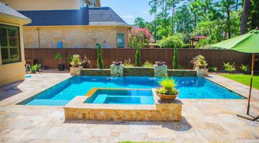 Pool Designs Gallery | Regal Pools | The Woodlands TX