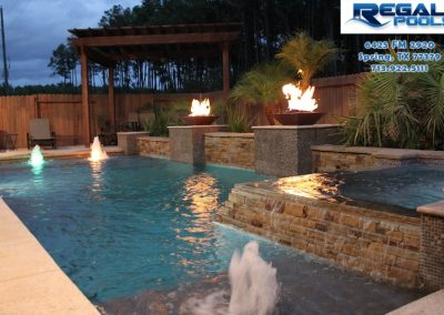 geometric-pool_-fire-bowls_-weeping-wall