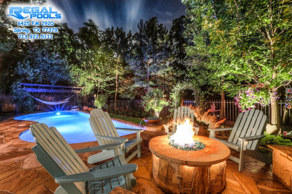 pool designs gallery regal pools the woodlands tx. Black Bedroom Furniture Sets. Home Design Ideas