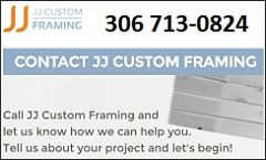 JJ Custom Framing Ltd.