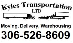 Kyles Transportation Ltd