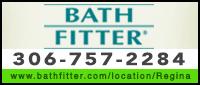 Website for Bath Fitter (Regina)