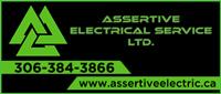 Website for Assertive Electrical Service Ltd.