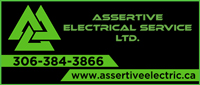 Website for Assertive Electrical Service Ltd.