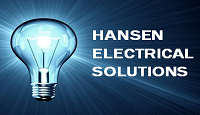 Website for Hansen Electrical Solutions