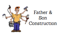 Website for Father & Son Construction