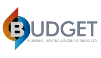 Website for Budget Plumbing Heating & Air Conditioning Ltd