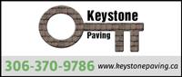 Website for Keystone Paving Corporation