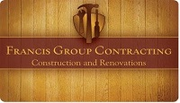 Website for Francis Group Contracting