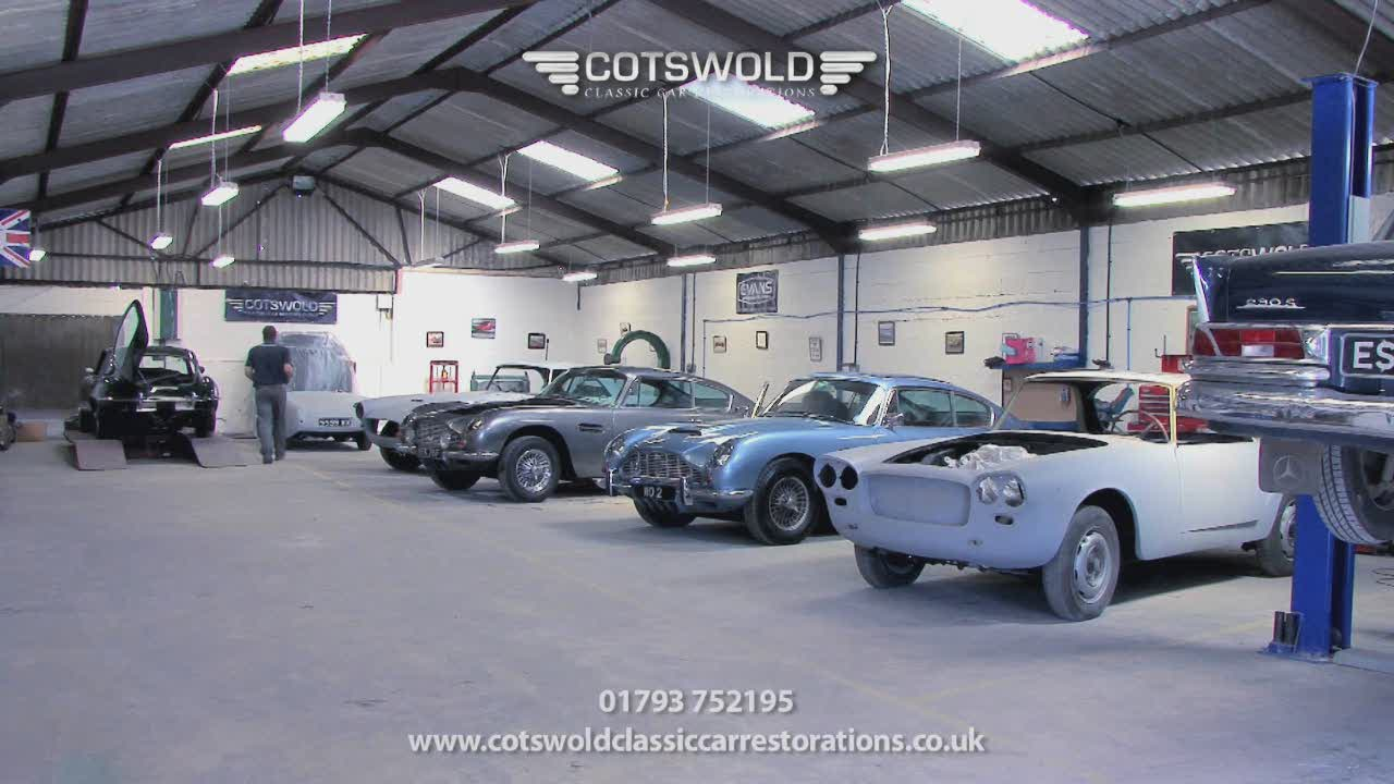 Cotswold Classic Car Restorations Introduction. Cotswold TV Video ...