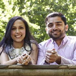 Nina & Abhijit Wedding Registry