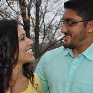Shwetha & Adip Wedding Registry