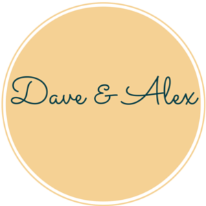 Alex & Dave Wedding Registry