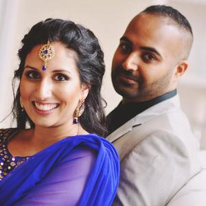 Amrit & Gury Wedding Registry