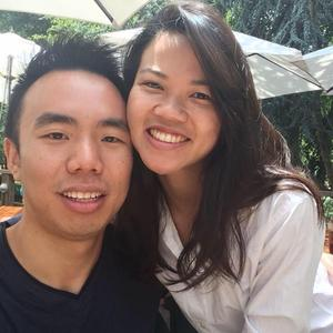 Andrea Lee & Andrew Chan Wedding Registry