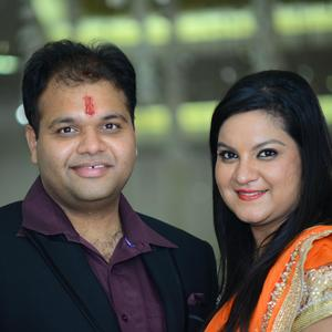 Anshul & Surbhi Wedding Registry
