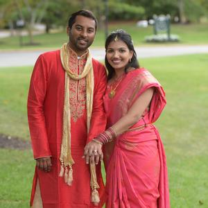 Anu & Karthik Wedding Registry