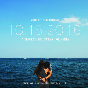 Ashley & Rodrigo Wedding Registry