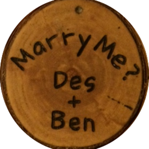 Desirae & Ben Wedding Registry