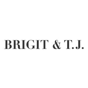 B  r  i  g  i  t  &  T J Wedding Registry