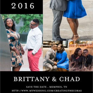 Brittany & Chad Wedding Registry