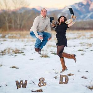 Danielle & Wyman Wedding Registry