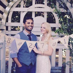 Elise & Vivek Wedding Registry