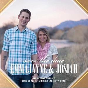 EmmaJayne & Josiah Wedding Registry