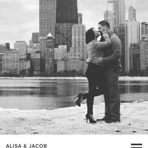 Jacob & Alisa Wedding Registry