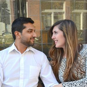 Julie & Gurpreet Wedding Registry