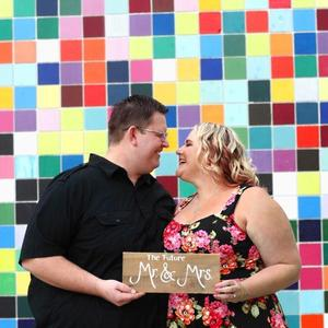 Kelly & Corey Wedding Registry