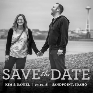 Kim & Daniel Wedding Registry