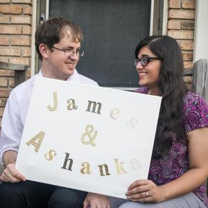 Ashanka & James Wedding Registry