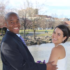 Lina & Kwame Wedding Registry
