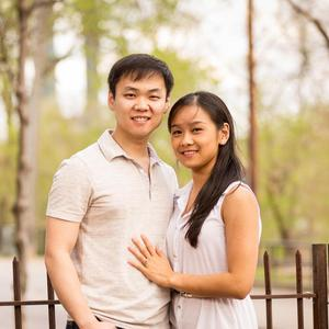 Lucy & Hao Wedding Registry