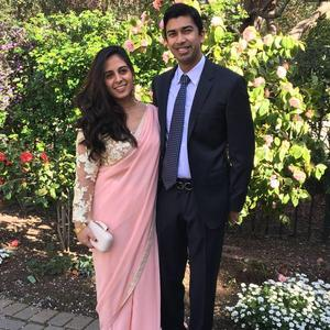 Mahncy & Anish Wedding Registry