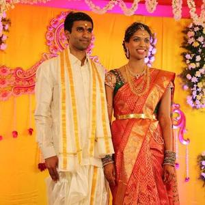 Meena & Sriram Wedding Registry