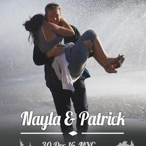 Nayla & Patrick Wedding Registry